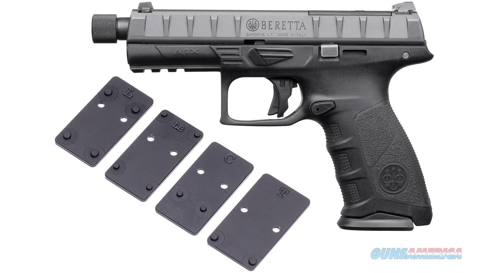"""Beretta Apx Fs Combat 9Mm 4.9"""" 17Rd JAXF921701  Guns > Pistols > B Misc Pistols"""