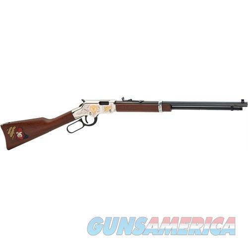 """Henry Shriner Tribute Ed. .22S/L/Lr 20"""" Octagon Engraved H004SHR  Guns > Rifles > H Misc Rifles"""