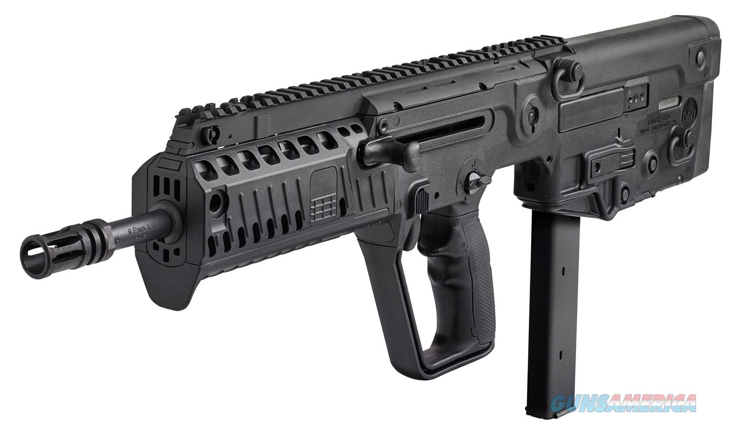 "Iwi Us Xb179 Tavor X95 Semi-Automatic 9Mm 17"" 30+1 Polymer Black Stk Black XB179  Guns > Rifles > IJ Misc Rifles"