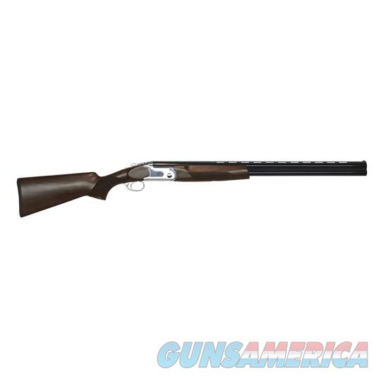 Czusa Southpaw Sterling 12Ga 30 Two Tone Silver 06097  Guns > Shotguns > C Misc Shotguns