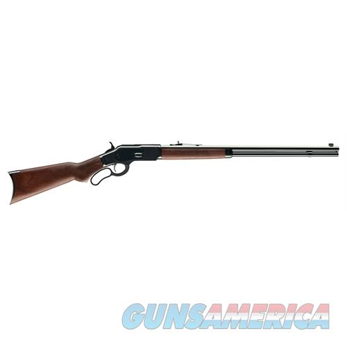 "Winchester 1873 Sporter .357Mag/38Sp 24"" Octagon Blued Pg Walnut 534229137  Guns > Rifles > W Misc Rifles"