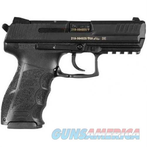 H&K P30 (V3) Da/Sa, W/ Two 10Rd Magazines (No Manual Safety 734003A5  Guns > Pistols > H Misc Pistols