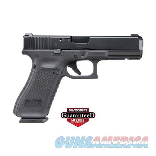 Glock 17 G5 Usa 9Mm Pst 17Rd Gns UA1750703  Guns > Pistols > G Misc Pistols
