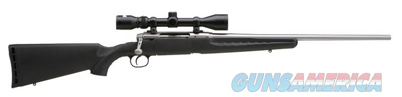 "SAVAGE ARMS AXIS XP 7MM08 22"" SS PKG 19177  Guns > Rifles > Savage Rifles > Standard Bolt Action > Sporting"