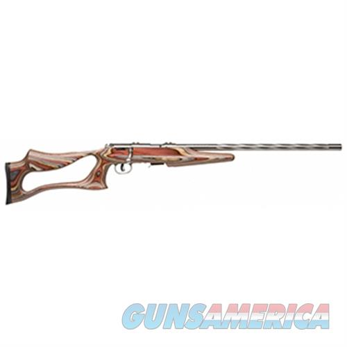 Savage Arms 93R17 Bsev 17Hmr 21 Spiral Fluting Thumbhole 96771  Guns > Rifles > S Misc Rifles