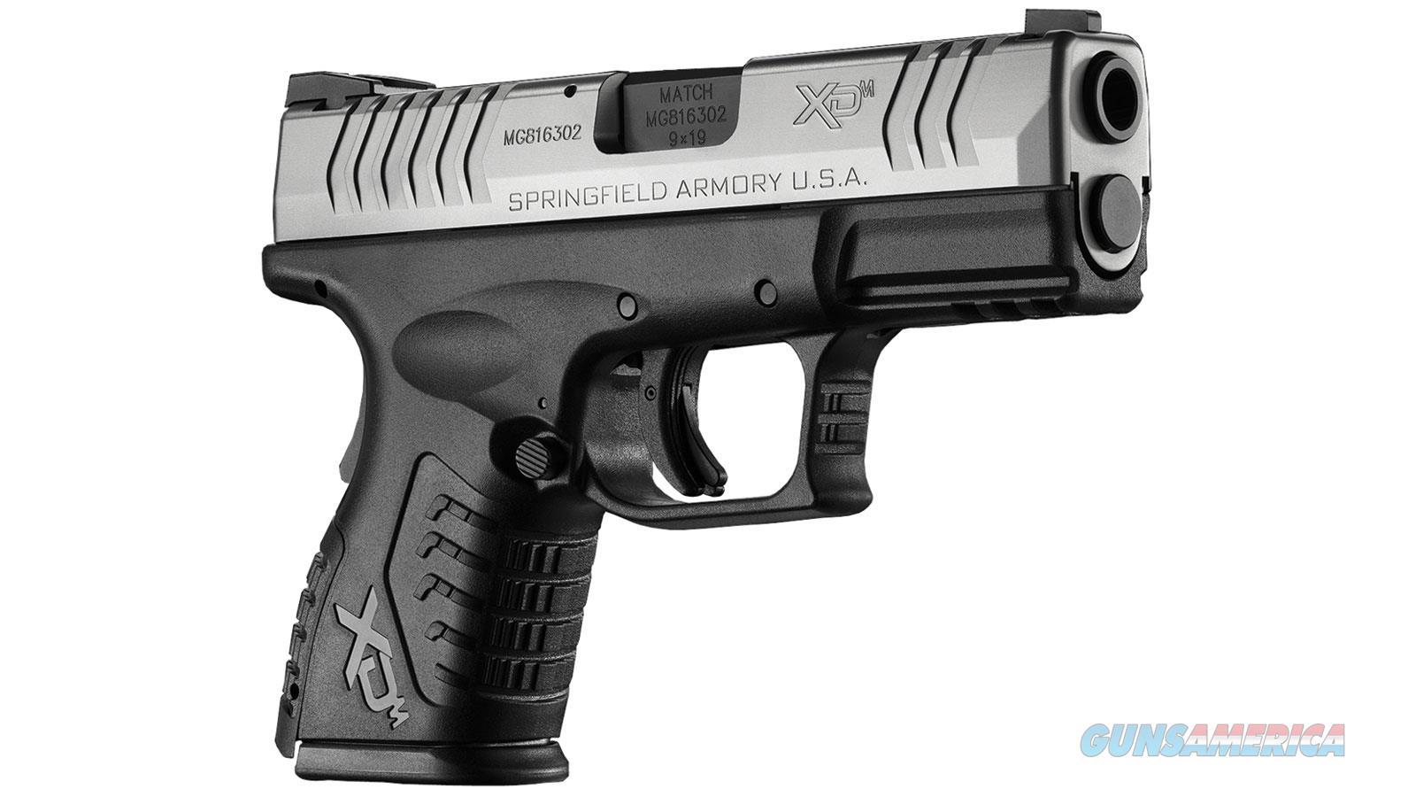 """Springfield Armory Xdm 40Sw 3.8"""" 11Rd  Semi B XDM9384CSNJE  Guns > Pistols > S Misc Pistols"""