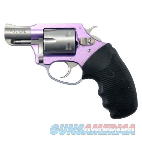 """Charter Arms Arms Lavender Lady .22Lr 2"""" Lavender/Ss 52240  Guns > Pistols > C Misc Pistols"""