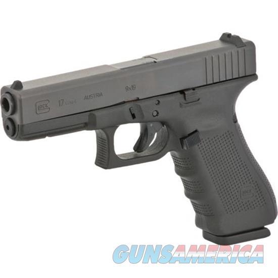 Glock 17 Gen4 9Mm 4.49 Ns PG1750703  Guns > Pistols > G Misc Pistols