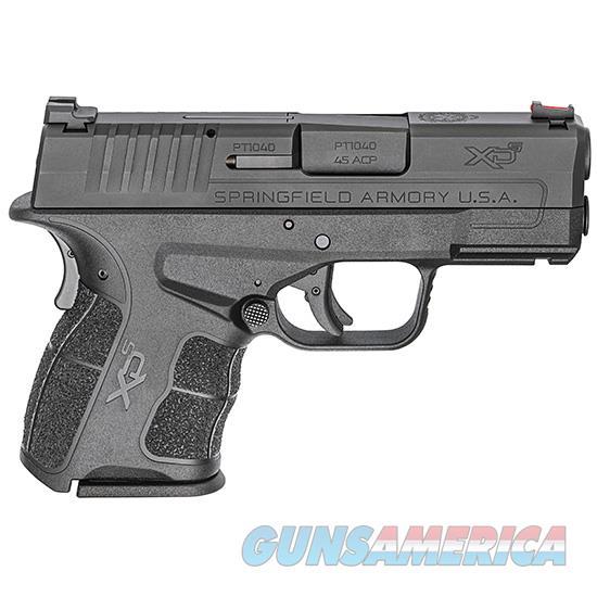 "Springfield Armory Xds Mod2 45Acp 3.3"" 5/6Rd XDSG93345BEN18  Guns > Pistols > S Misc Pistols"