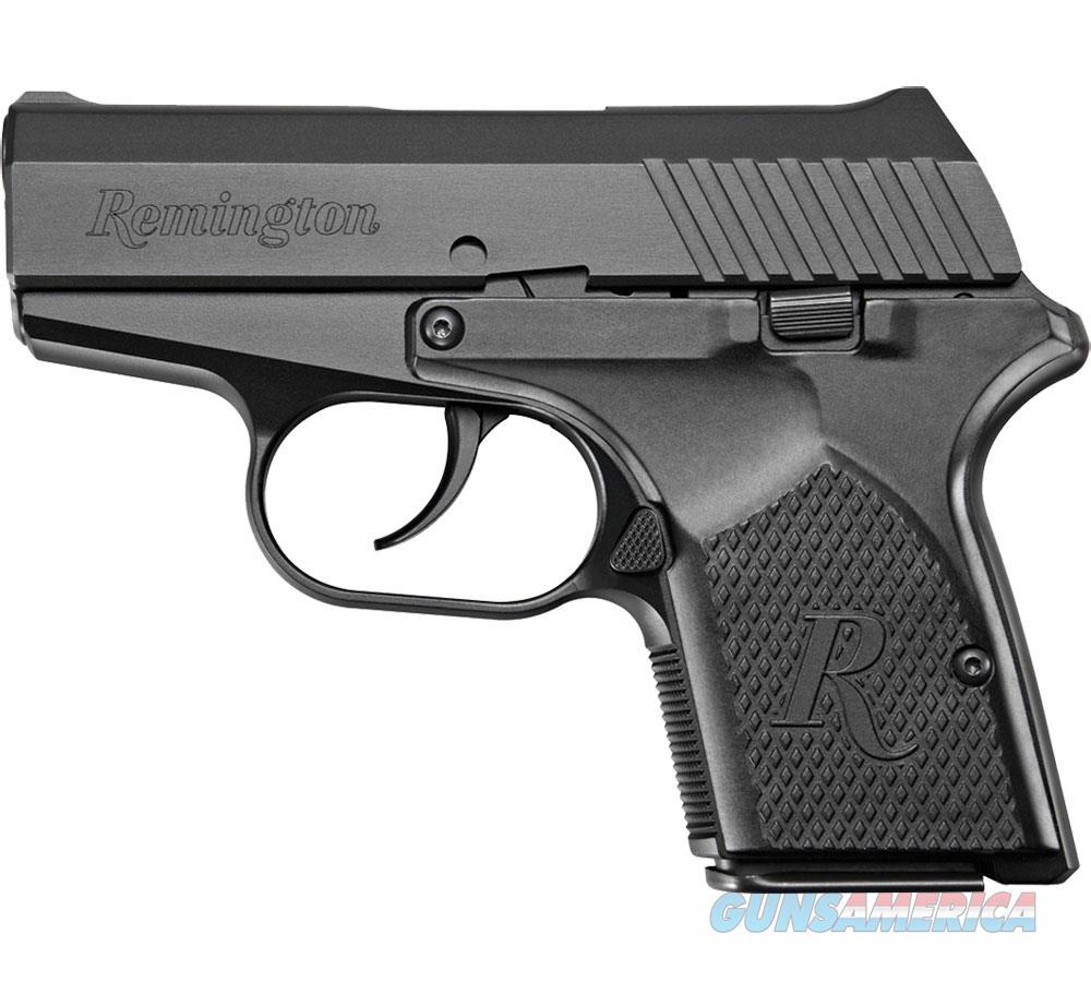 "Remington 96454 Rm380 Micro Dao 380 Acp 2.9"" Fs 6+1 Black Poly Grip Black 96454  Guns > Pistols > R Misc Pistols"