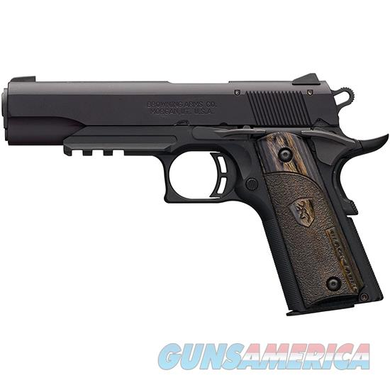 Browning 1911-22 A1 22Lr Blk Label Lam Rl S 051816490  Guns > Pistols > B Misc Pistols