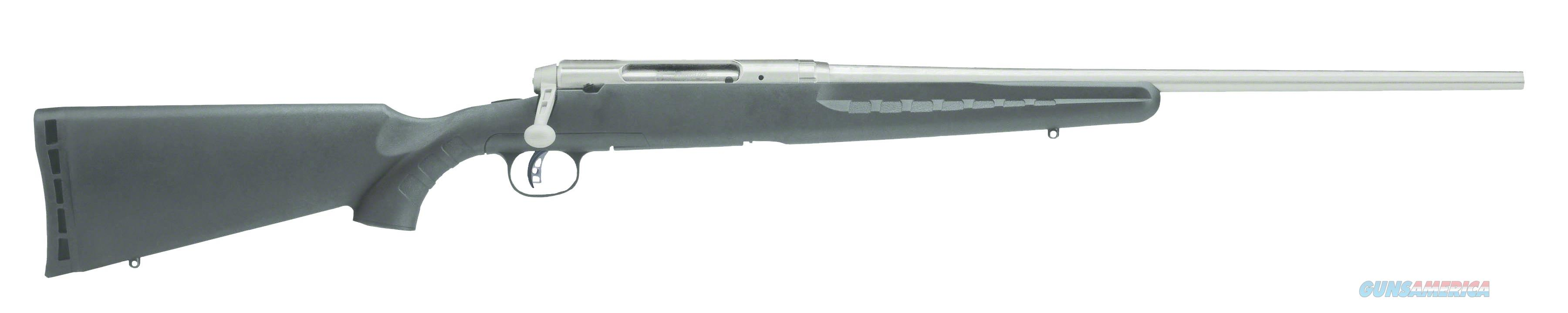 SAVAGE AXIS II BOLT ACTION RIFLE 270 WIN, RH, 22 IN, STAINLESS STEEL, SYN STK, 4+1 RND, ACCU-TRGR 22427  Guns > Rifles > S Misc Rifles