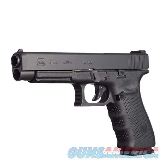 "Glock G41 Gen4  Mos 45Acp 5.3"" UG4130103MOS  Guns > Pistols > G Misc Pistols"