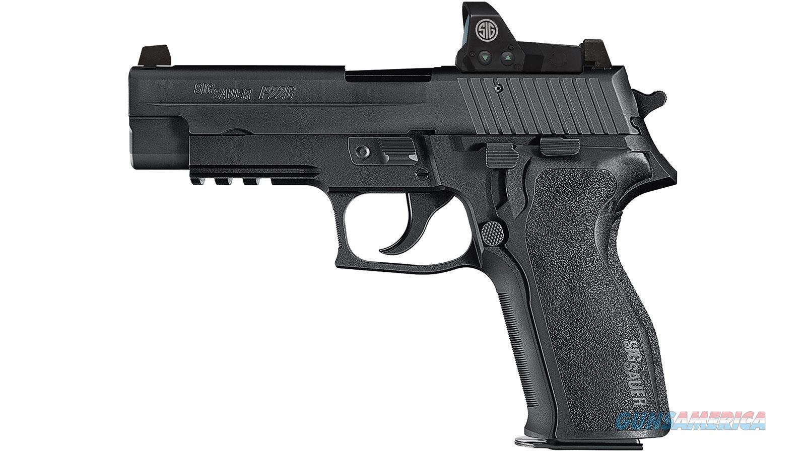 """Sig Sauer P226 9Mm 4.4"""" 15Rd E26R-9-BSS-RX  Guns > Pistols > S Misc Pistols"""