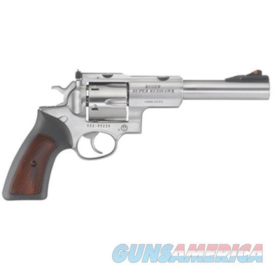 "Ruger Super Redhawk 10Mm 6.5"" 5524  Guns > Pistols > R Misc Pistols"