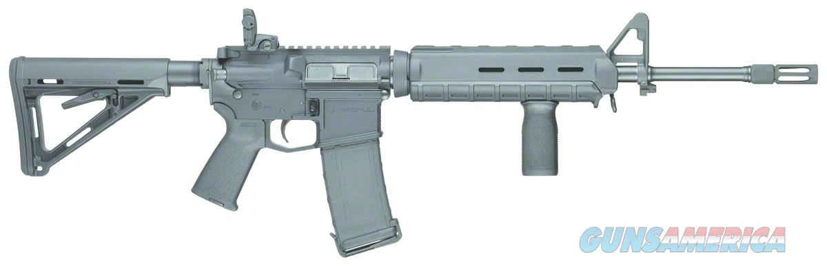 Smith & Wesson M&P 15 Moe Mid Magpul Semi-Auto Rifle 5.56 Nato, Rh, 16 In, Blk, Syn Stock, 30+1 Rnd, Std Trigger 811053  Guns > Rifles > S Misc Rifles