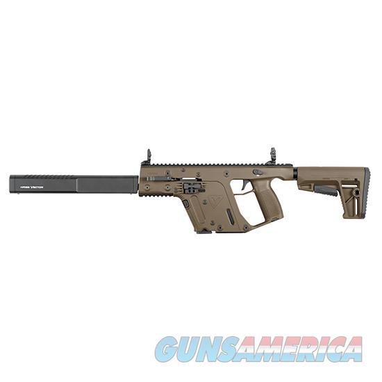 "Kriss Newco Usa Inc Vector Crb G2 .45Acp 16"" 13Rd M4 Stock Fde KV45-CFD20  Guns > Rifles > K Misc Rifles"