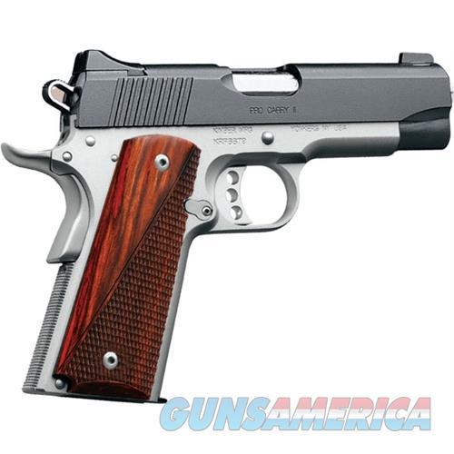 Kimber 45Acp Pro Carry Ii 2-Tone KIM3200320  Guns > Pistols > K Misc Pistols