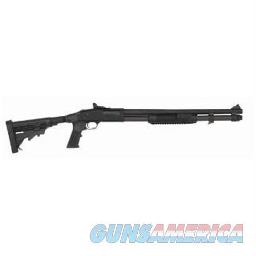 """Mossberg 590A Tri Rail 12G 20"""" Adj 53693  Guns > Shotguns > MN Misc Shotguns"""