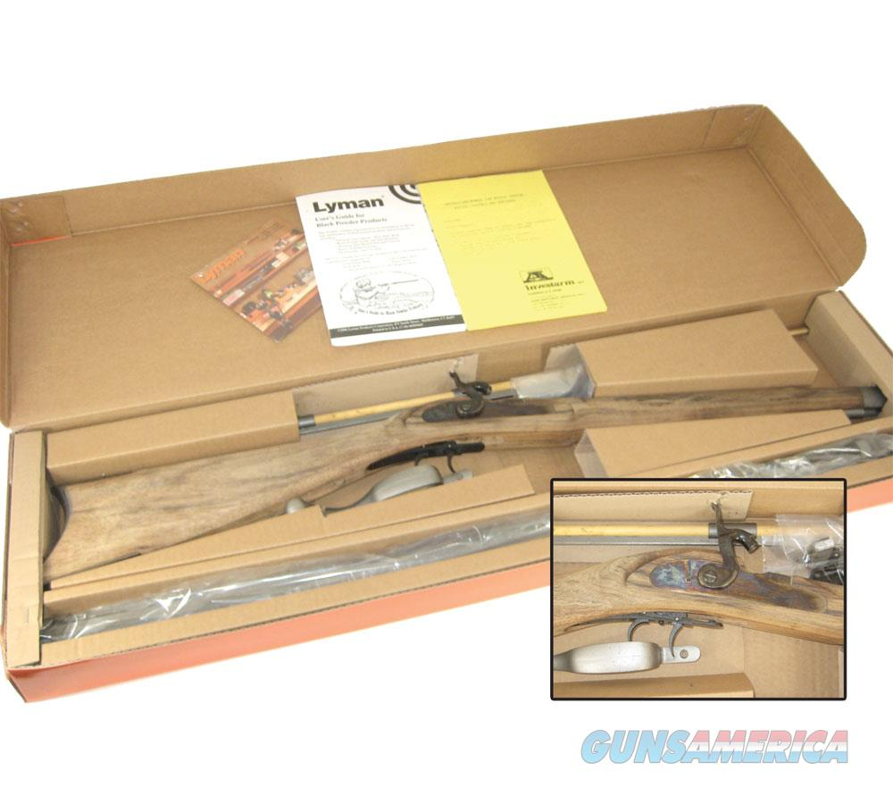 LYMAN GREAT PLAINS .54 KIT 6031112  Guns > Rifles > Lyman Muzzleloading Rifles