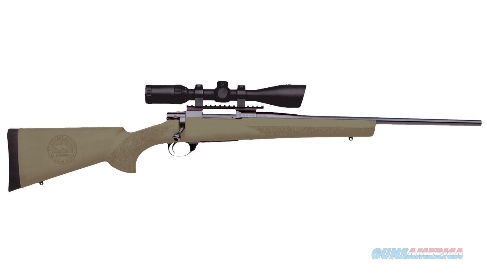 Legacy Sports Hogue Rl 243 Grn Cmbo HGR-36208G+  Guns > Rifles > L Misc Rifles