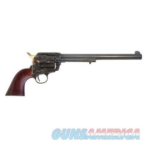 "Cimarron Firearms Wyatt Earp .45Lc Om Fs 10"" Cc/Bl Walnut W/O Badge PP558P  Guns > Pistols > C Misc Pistols"