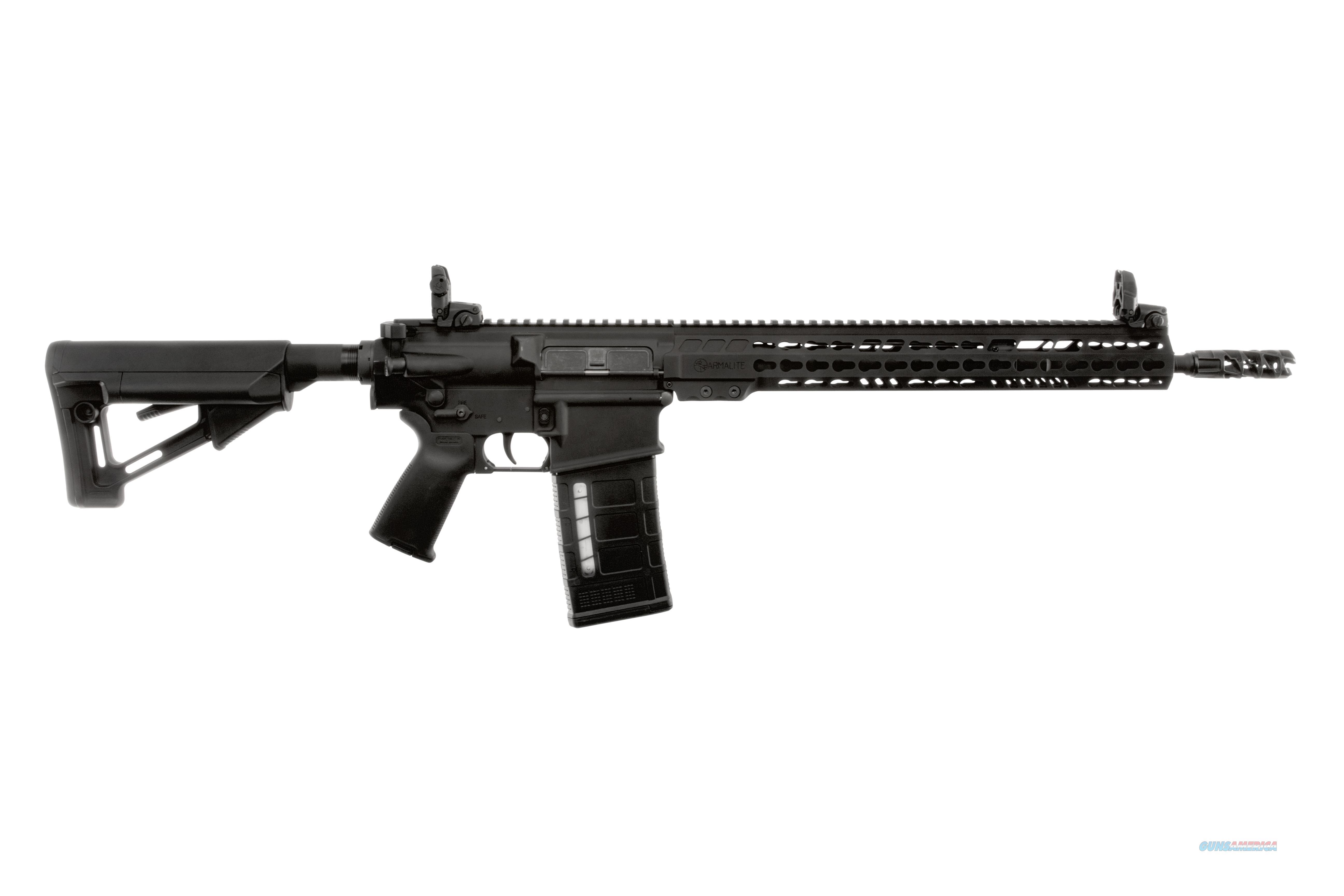 Armalite Ar-10 308Win 16 Tactical Magpul Str Stk AR10TAC16  Guns > Rifles > A Misc Rifles