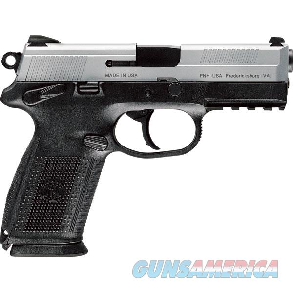 FN MANUFACTURING FNX-9 DAMS SS 10RD FIX 66838  Guns > Pistols > FNH - Fabrique Nationale (FN) Pistols