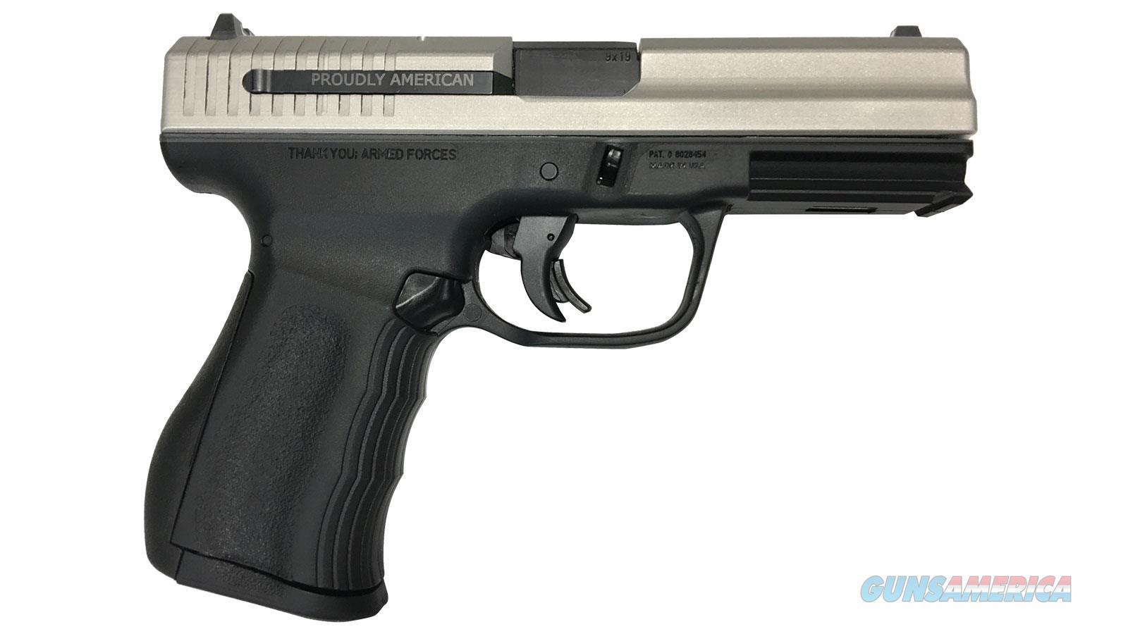"Fmk Firearms 9Mm 4"" 14Rd S/A Blk FMKG9C1G2SS  Guns > Pistols > F Misc Pistols"