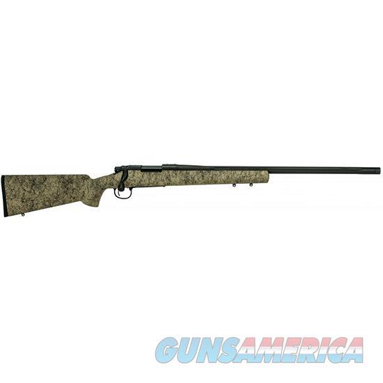 Remington 700 Blk Ss 300Win 24 Thread Fluted Hs Stk 85197  Guns > Rifles > R Misc Rifles