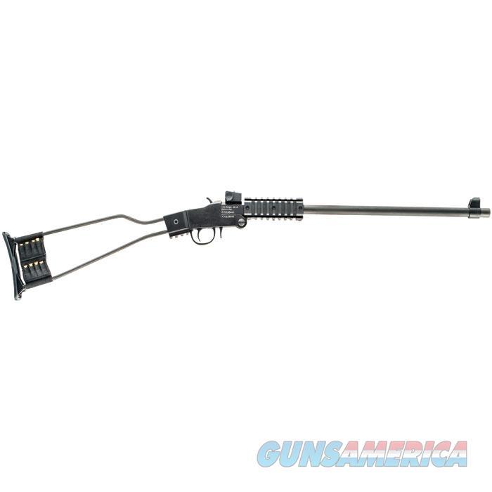 "Chiappa Firearms Little Badger 22Lr Blk 16.5"" 500.092  Guns > Rifles > C Misc Rifles"