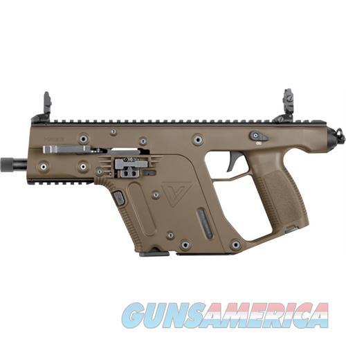 """Kriss Newco Usa Inc Vector Sdp Pistol 10Mm G2 5.5"""" Threaded 15Rd Fde KV10PFD20  Guns > Pistols > K Misc Pistols"""