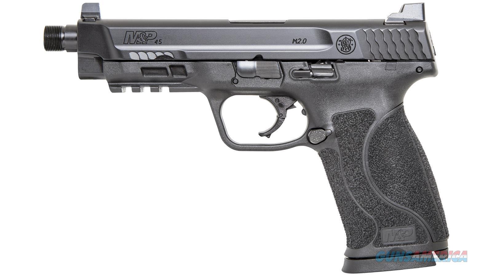 "Smith & Wesson M&P M2.0 45Acp 5.1"" 10Rd 11771  Guns > Pistols > S Misc Pistols"