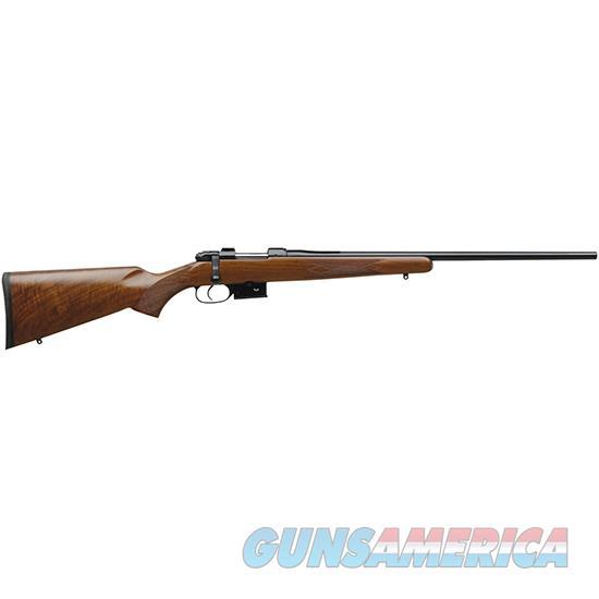 Czusa 527 American 222Rem Walnut 5Rd W/Rings 03121  Guns > Rifles > C Misc Rifles