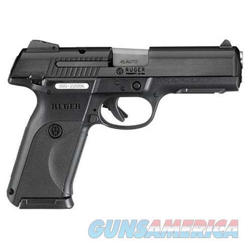 Ruger Sr45 45Acp 4.5 3800  Guns > Pistols > R Misc Pistols