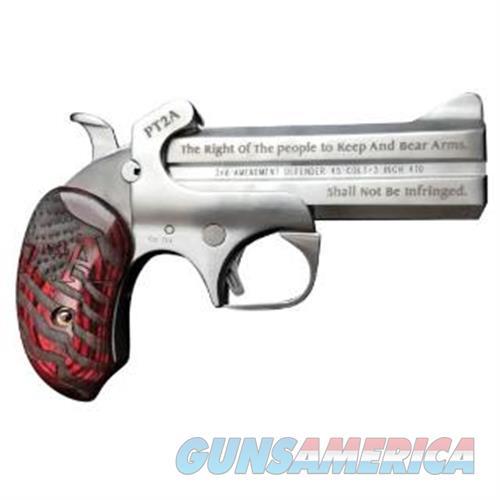 Bond Arms Protect The 2Nd Amend 45Lc 410Ga 4.25 PT2A45/410  Guns > Pistols > B Misc Pistols