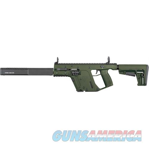 "Kriss Newco Usa Inc Vector Crb G2 9Mm 16"" 17Rd M4 Stock Odg KV90CGR20  Guns > Rifles > K Misc Rifles"