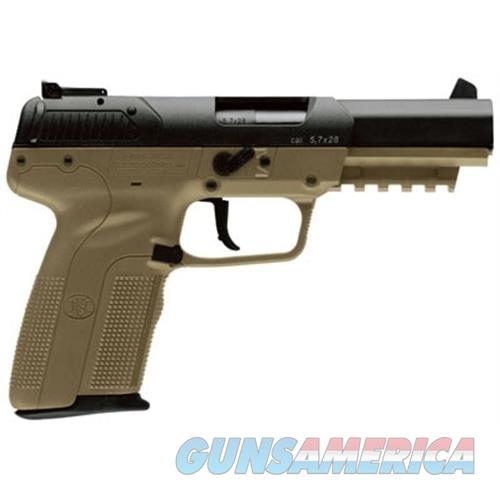 Fn Manufacturing Fn57 5.7X28 Fde 10Rd 3868929352  Guns > Pistols > F Misc Pistols