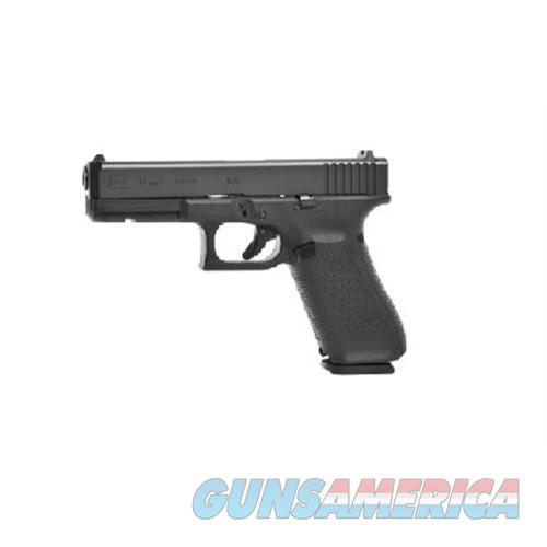 "Glock G17 Gen5 Semi-Auto Pistol, 9Mm, 4.49"" Bbl, Poly Grip, 10+1 Rnd, Night Sights UA1750701  Guns > Pistols > G Misc Pistols"