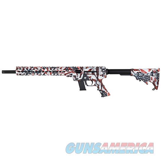 "Just Right Carbines 9Mm 17"" 17Rd Tb Keymod Us Flag 9G3TBFLG  Guns > Rifles > IJ Misc Rifles"
