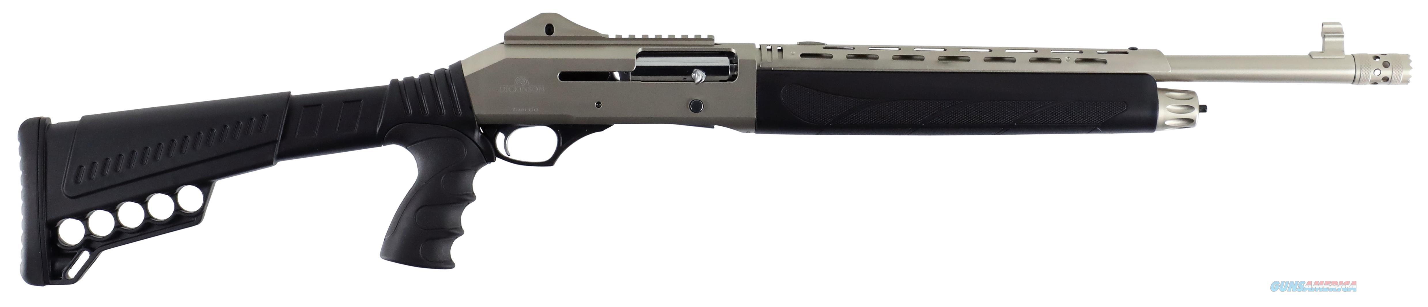 Dickinson Commando Marin Ak212ts5 12Ga 18.5 Tac AK212TS5MHS  Guns > Shotguns > D Misc Shotguns