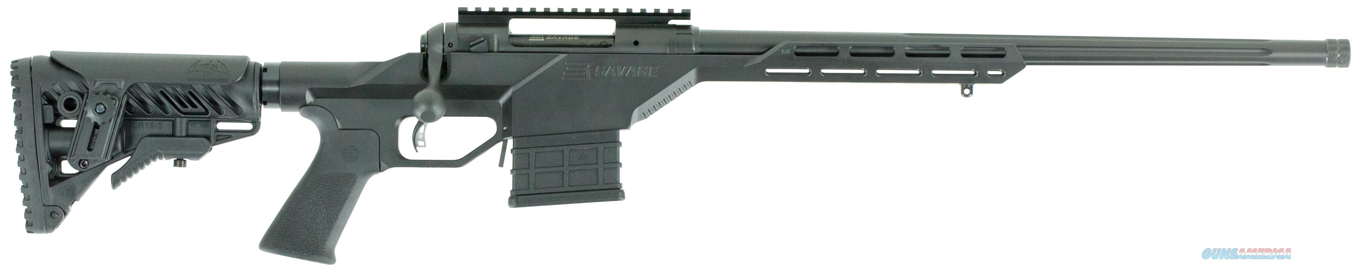 Savage Arms 10Ba Stealth 308 20B 10Rd 22637  Guns > Rifles > S Misc Rifles