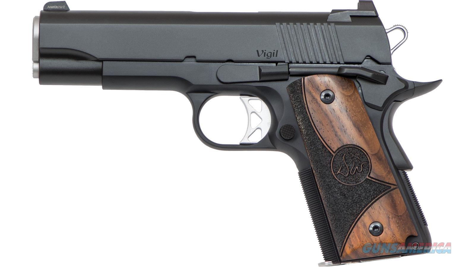 "Czusa Dw Vigil Cco 45Acp 4.25"" 01836  Guns > Pistols > C Misc Pistols"