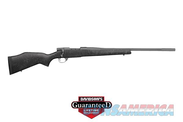 Weatherby Vangrd S2 Bc Ba 300Wby Gry VBK300WR6O  Guns > Rifles > W Misc Rifles