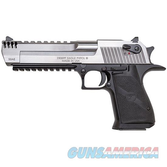 "Desert Eagle 50Ae Ported 6"" Blk/Sts Alum DE50ASIMB  Guns > Pistols > MN Misc Pistols"