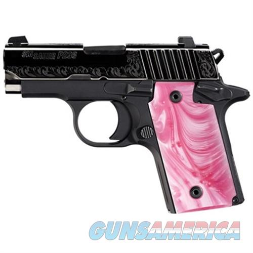 Sig Sauer P238 Pink Pearl 380 Acp 798681439317  Guns > Pistols > S Misc Pistols