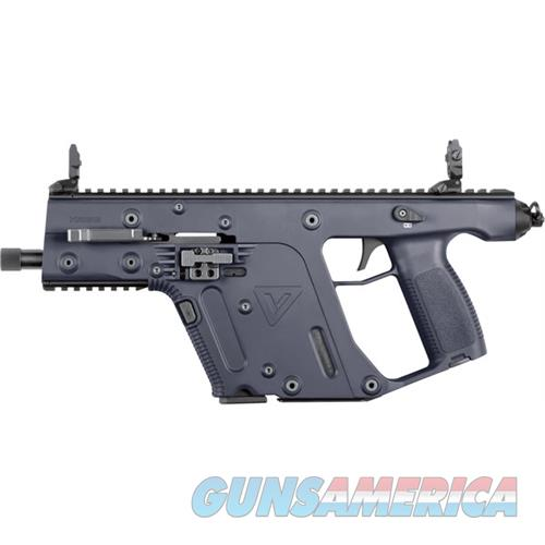 "Kriss Newco Usa Inc Vector Sdp Pistol G2 9Mm 5.5"" Threaded 17Rd Grey KV90PCG20  Guns > Pistols > K Misc Pistols"