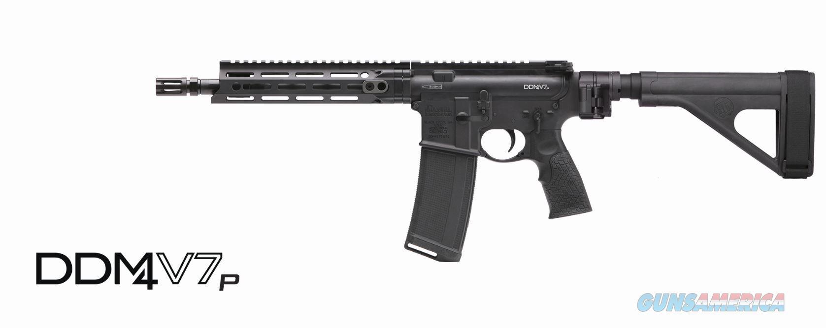 Daniel Defense Ddm4 V7 Tact Pistol 02-128-08252  Guns > Pistols > D Misc Pistols