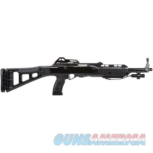 "Hi-Point 995Lazts 995Ts Carbine Semi-Automatic 9Mm 16.5"" 10+1 With Laser Polymer Skeleton Black Stck Black 995TS LAZ  Guns > Rifles > H Misc Rifles"