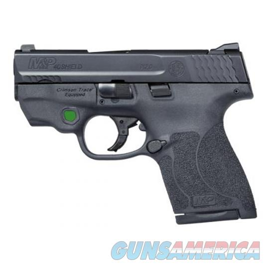 Smith & Wesson M&P 2.0 Shld Ct Grn Lsr 11904  Guns > Pistols > S Misc Pistols